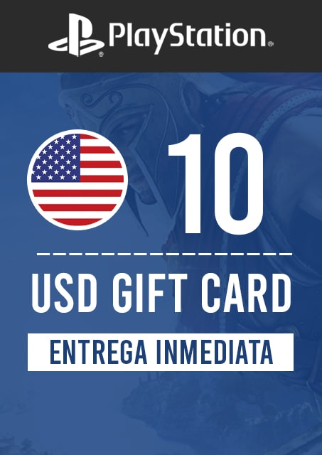 10 USD PSN (USA)