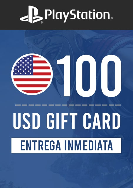 100 USD PSN (USA)