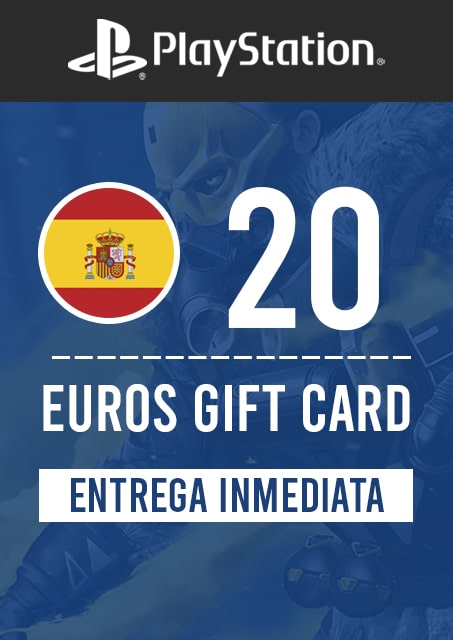 20 EUROS PSN (ES)