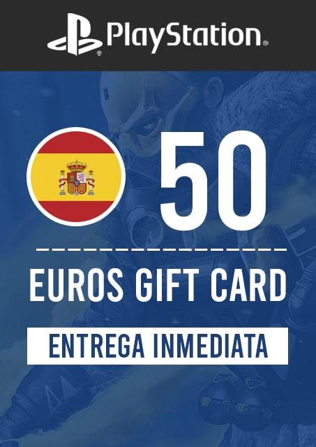 50 EUROS PSN (ES)