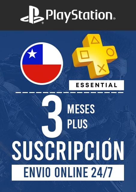 PLUS 3 MESES (CHILE)