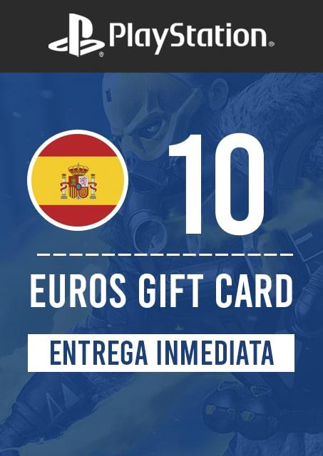10 EUROS PSN (ES)