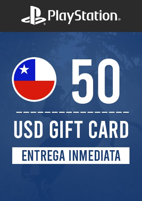 50 USD PSN (CHILE)