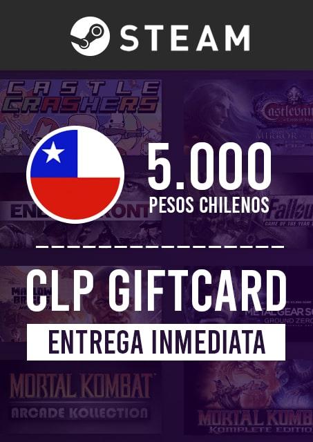5.000 STEAM (CHILE)
