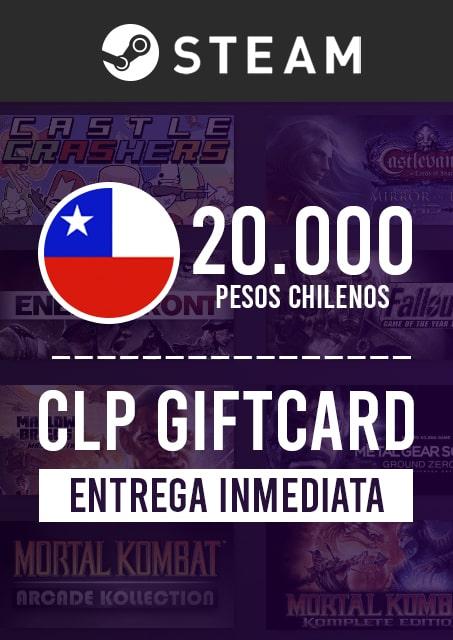 20.000 STEAM (CHILE)
