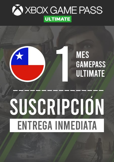 GAMEPASS ULTIMATE 1 MES (CHILE)